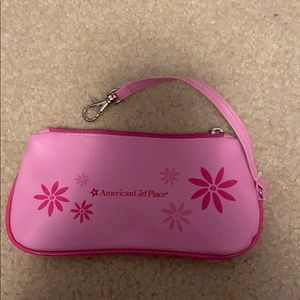 3/$12 American Girl Doll Pouch